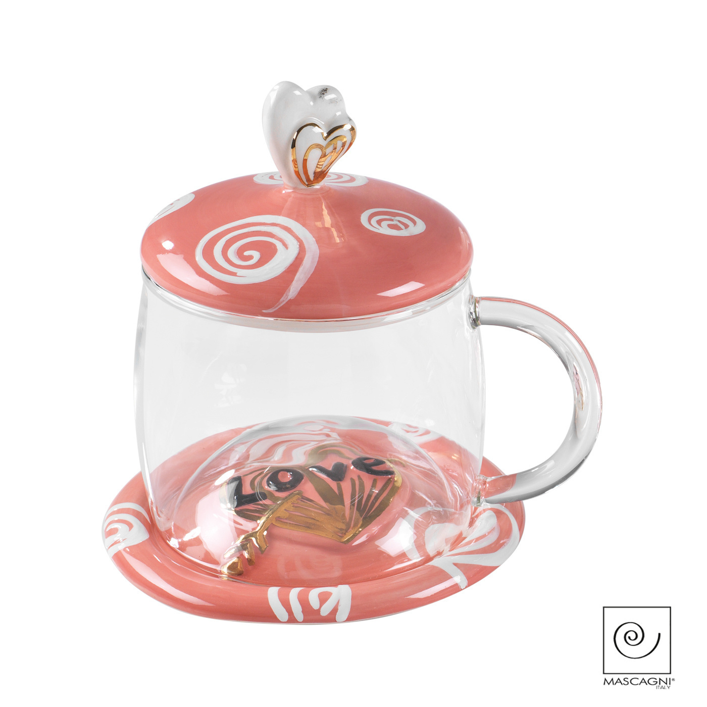 Art Mascagni A1024 TEA SET