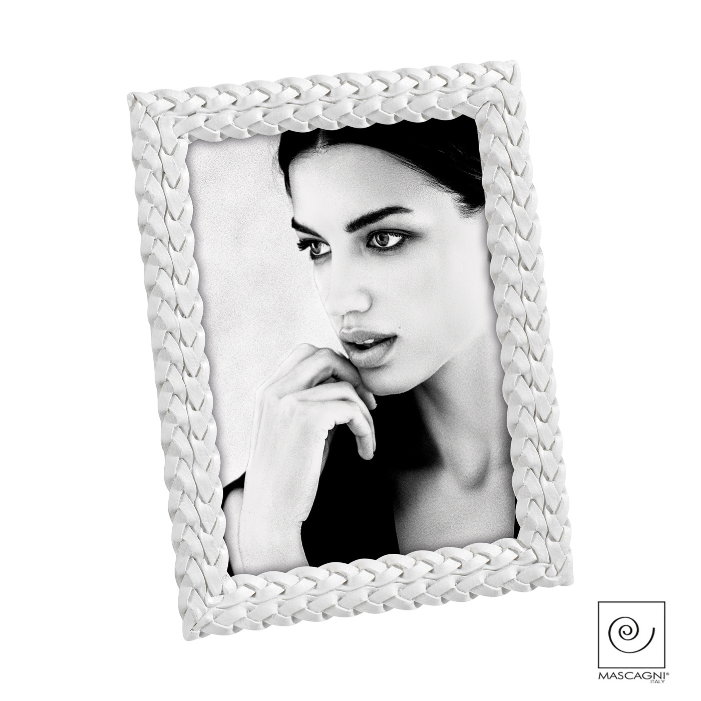 Art Mascagni A1051 PHOTO FRAME 13X18 - COL.WHITE