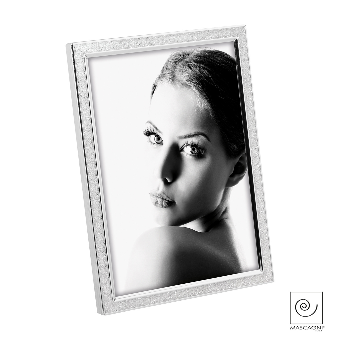 Art Mascagni A1066 PHOTO FRAME 10X15 - COL.SILVER