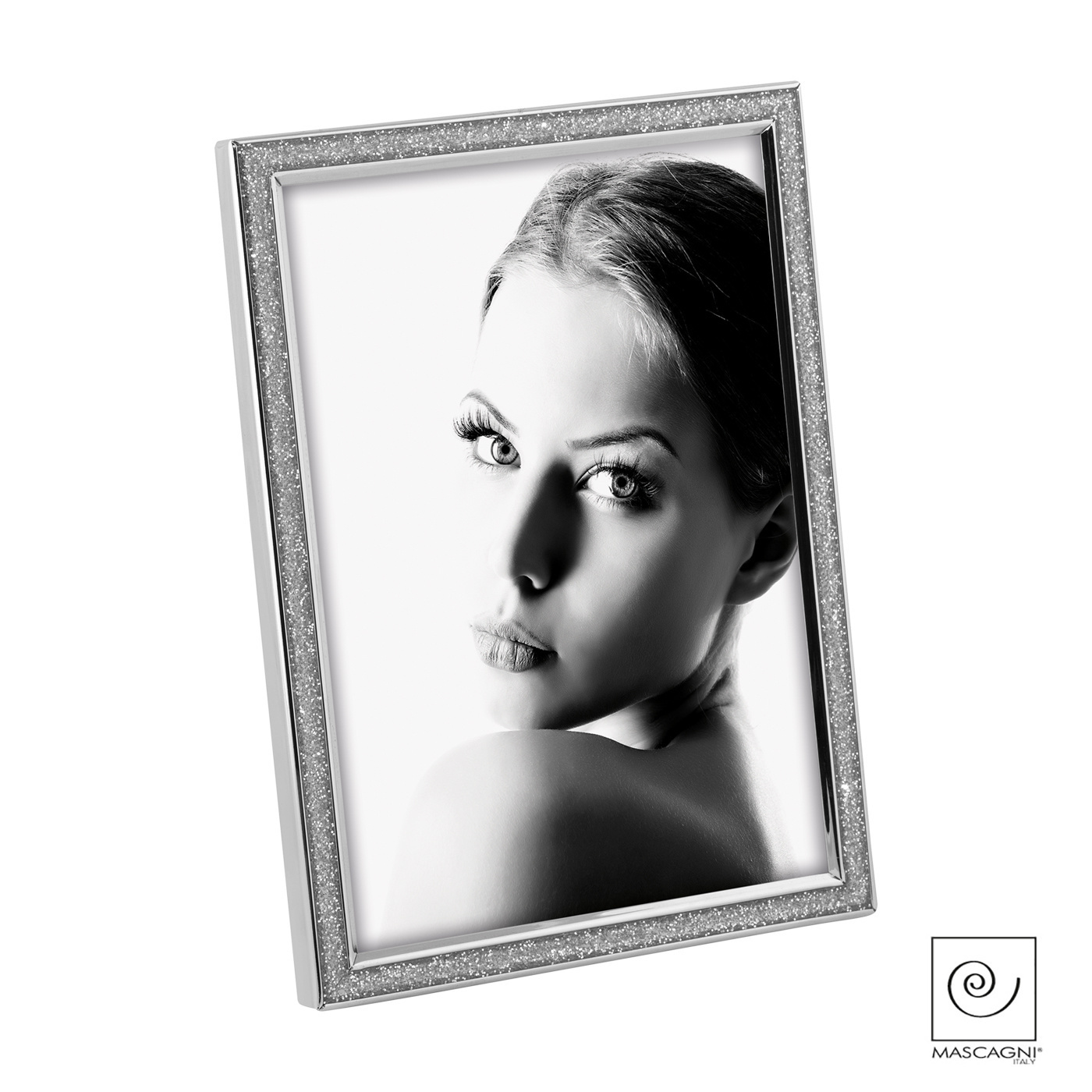 Art Mascagni A1066 PHOTO FRAME 20X25 - COL.SILVER