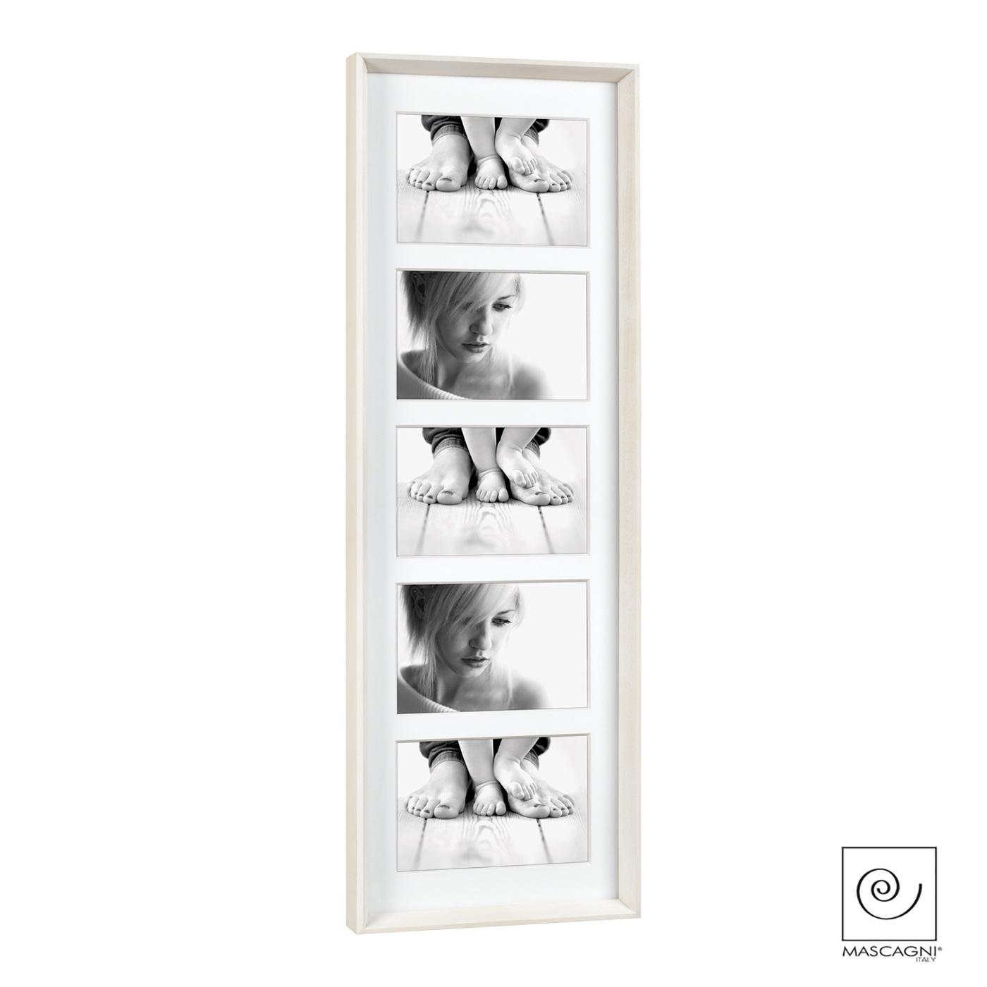 Art Mascagni A1070 MULTIPLE FRAME - COL.WHITE