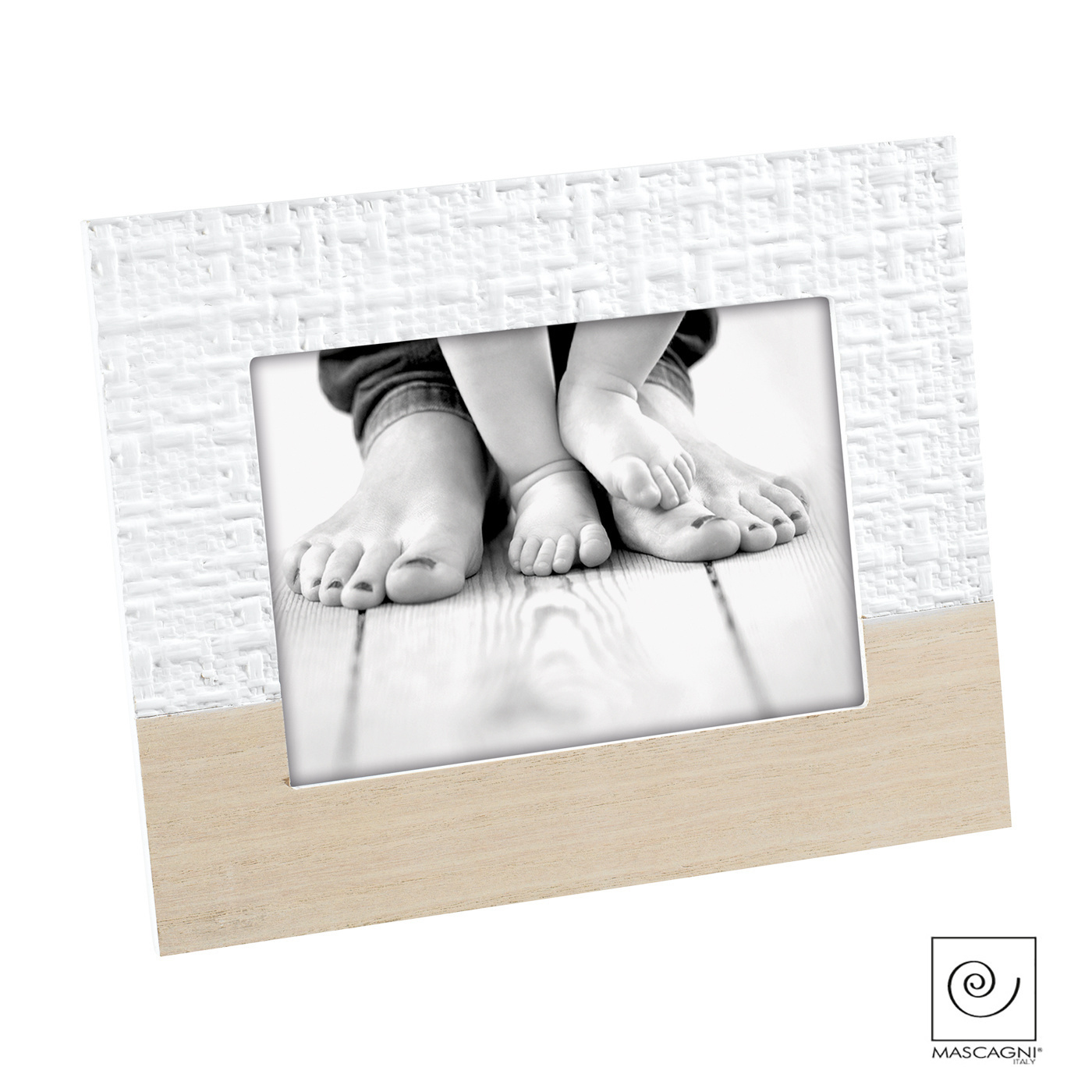 Art Mascagni A1071 PHOTO FRAME 10X15 - COL. WHITE