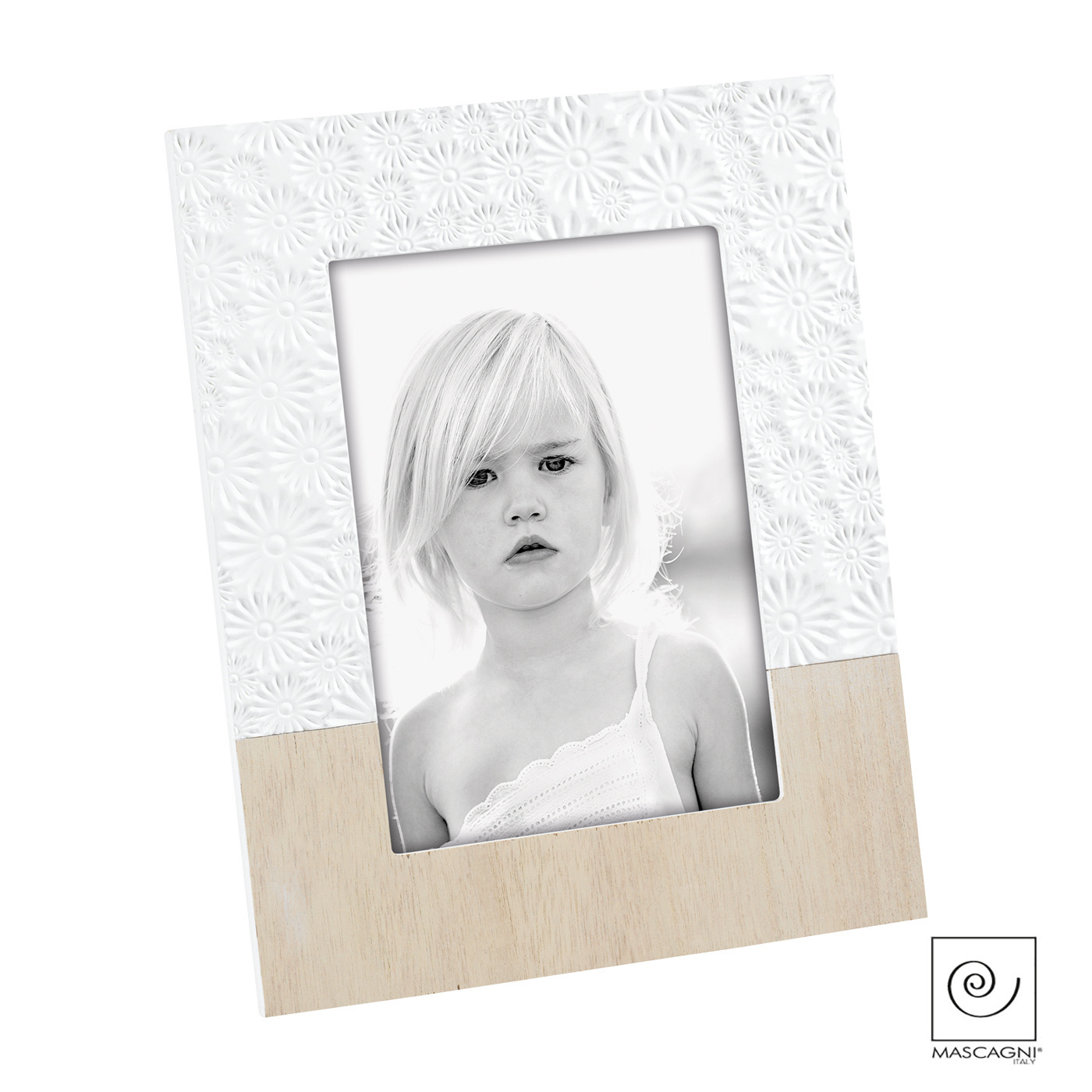 Art Mascagni A1072 PHOTO FRAME 10X15 - COL.WHITE