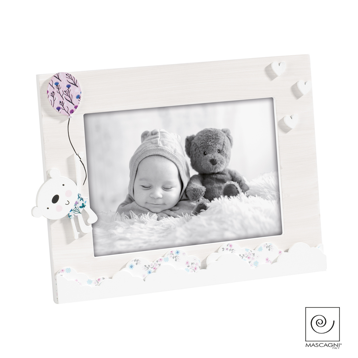 Art Mascagni A1082 PHOTO FRAME 13X18 - COL.PINK