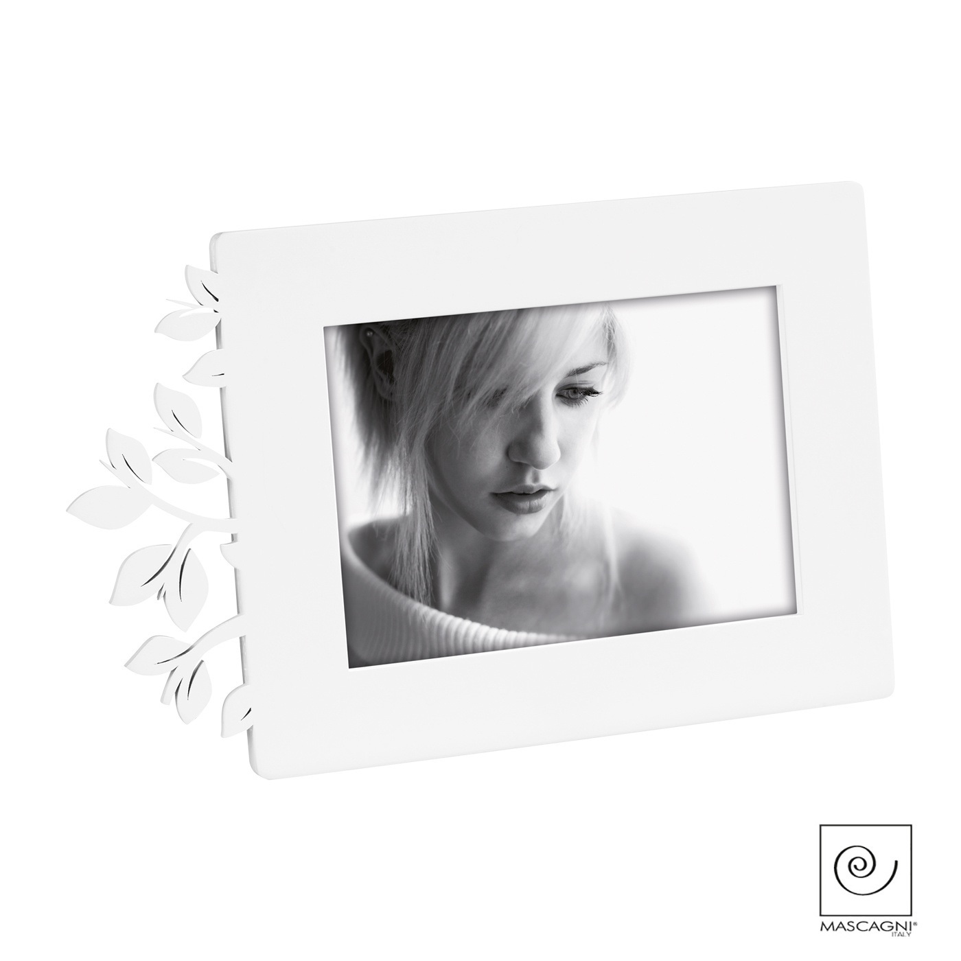 Art Mascagni A1087 PHOTO FRAME 13X18 - COL.WHITE