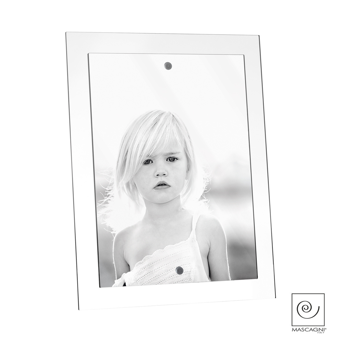 Art Mascagni A511 PHOTO FRAME 13X18 - COL.WHITE