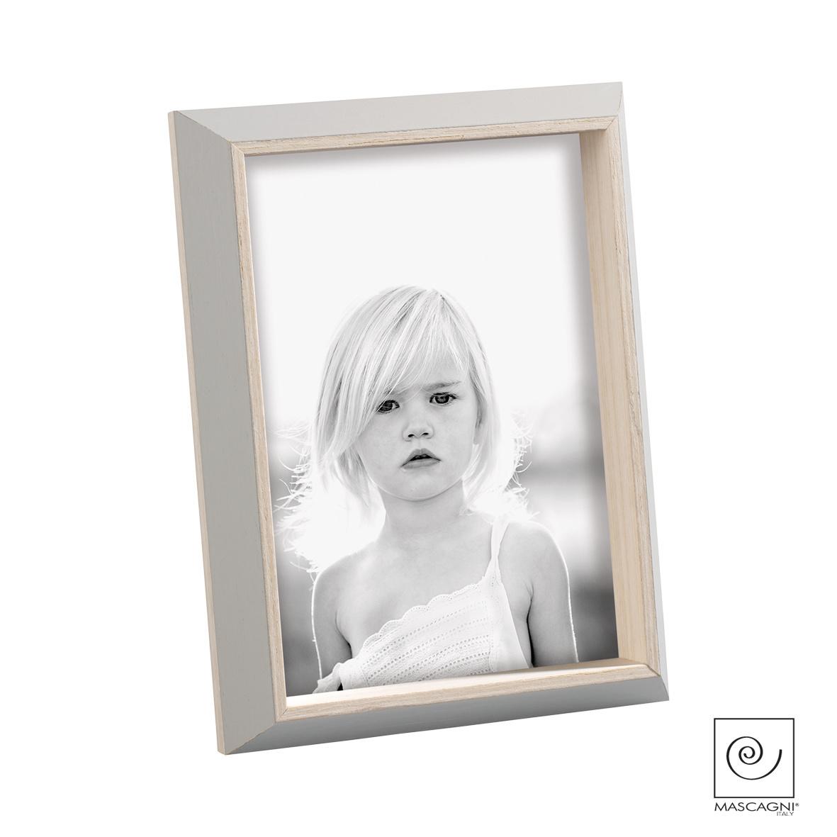 Art Mascagni A544 PHOTO FRAME 13X18 - COL.WHITE