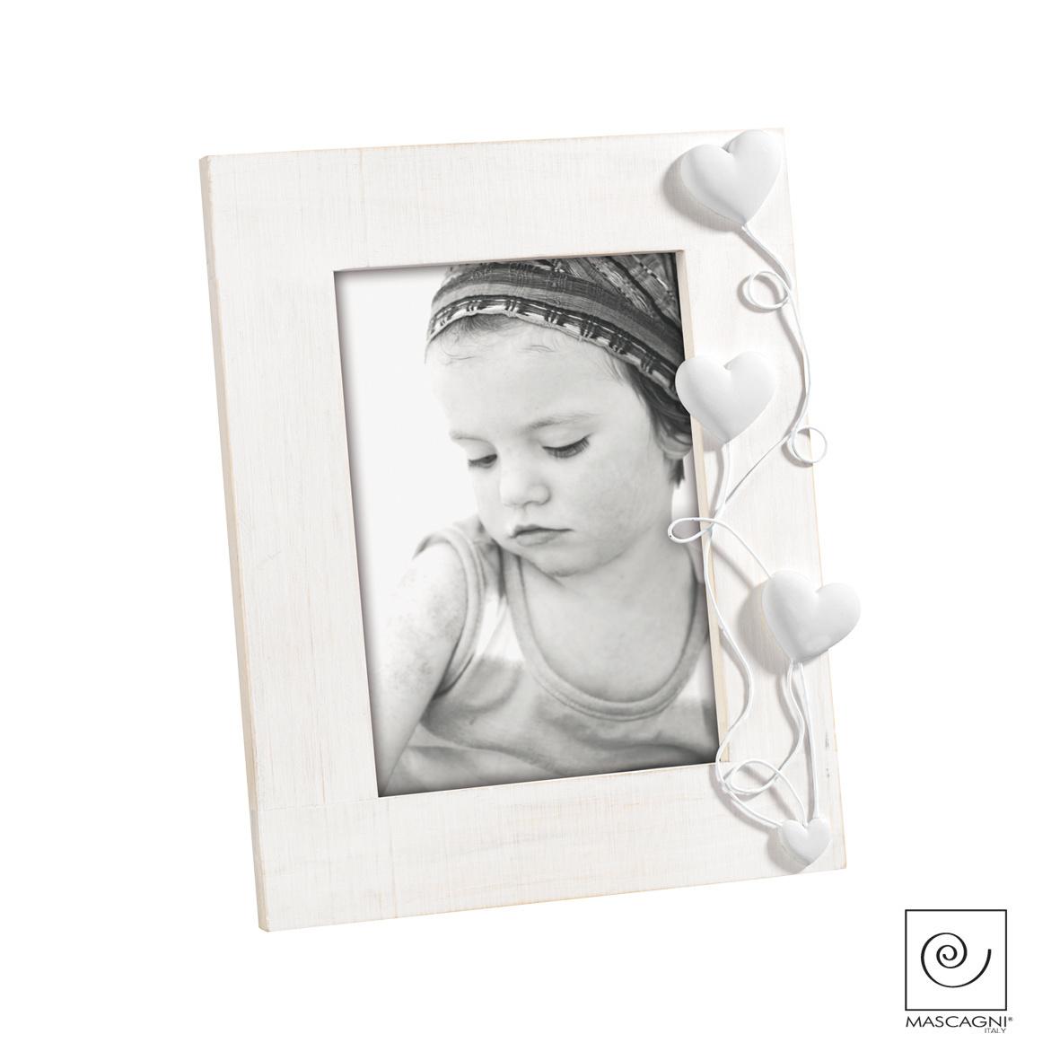 Art Mascagni A647 PHOTO FRAME 13X18 - COL.WHITE