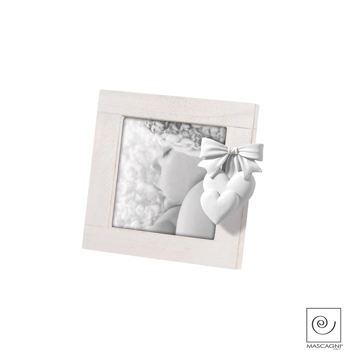 Art Mascagni A648 PHOTO FRAME 10X10 - COL.WHITE