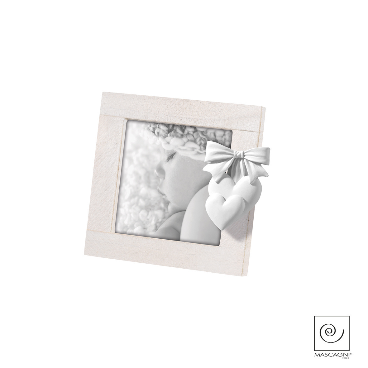 Art Mascagni A648 PHOTO FRAME 13X18 - COL.WHITE