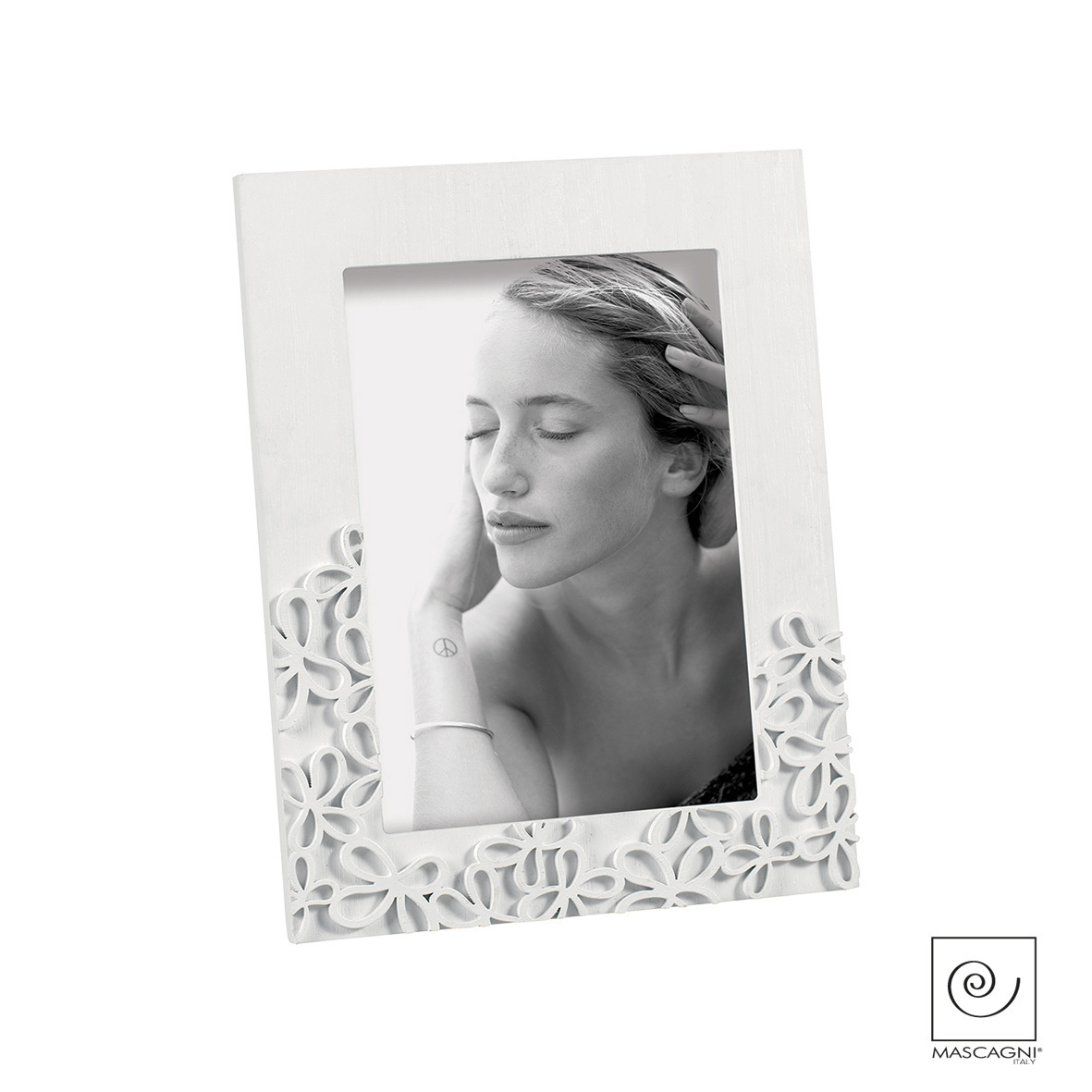 Art Mascagni A661 PHOTO FRAME 13X18 - COL. WHITE