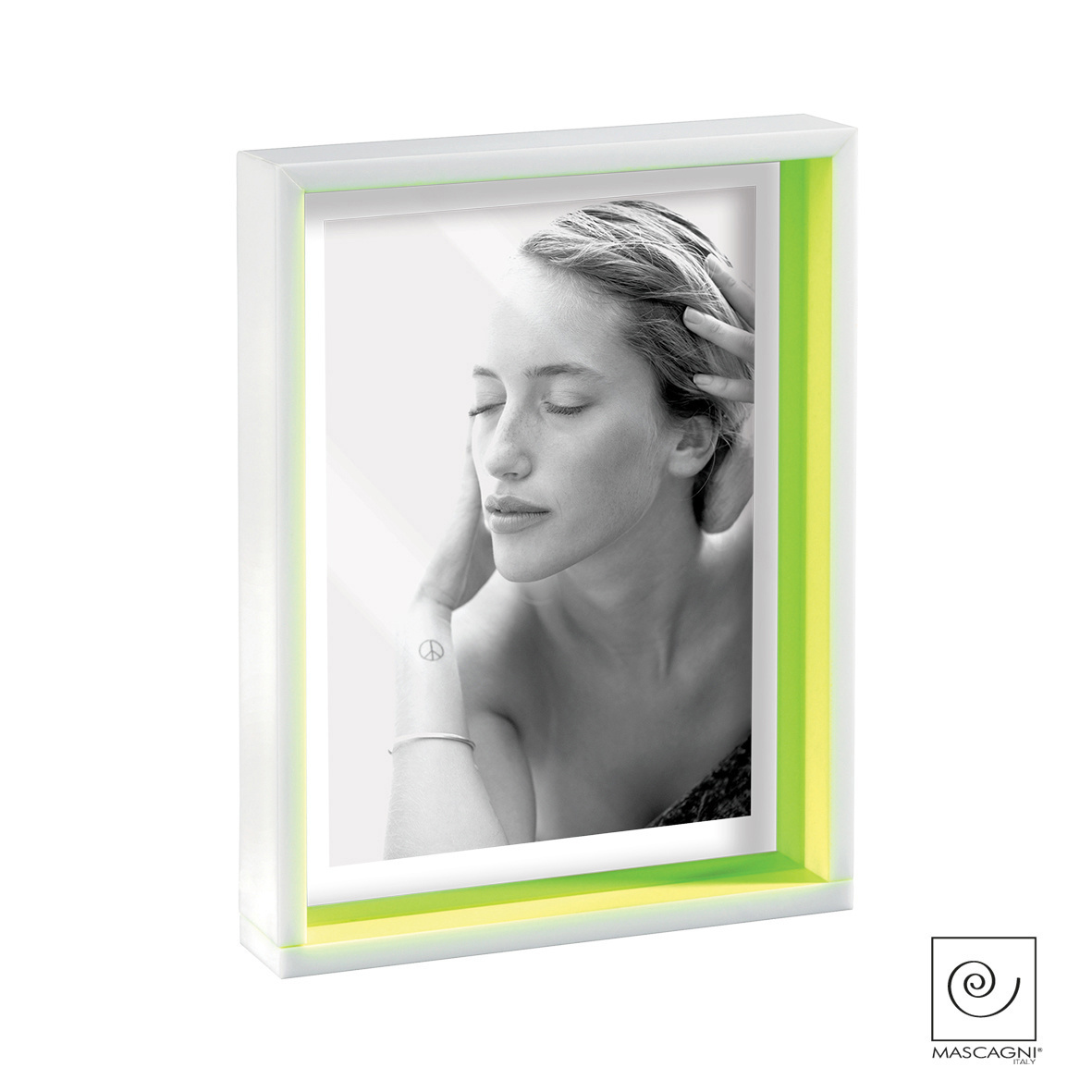 Art Mascagni A662 PHOTO FRAME 13X18 - COL. GREEN