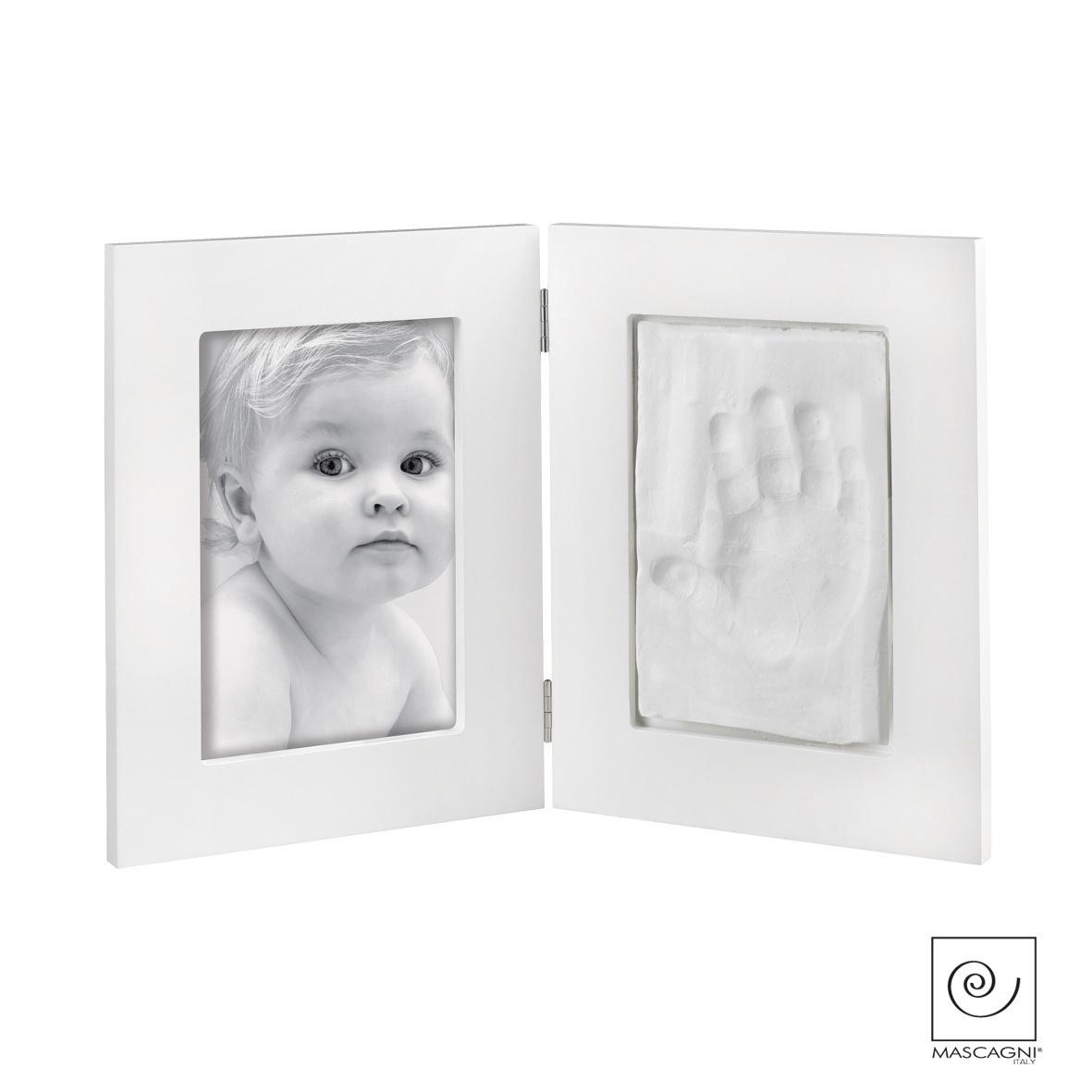 Art Mascagni A689 PHOTO FRAME 13X18 - COL. WHITE