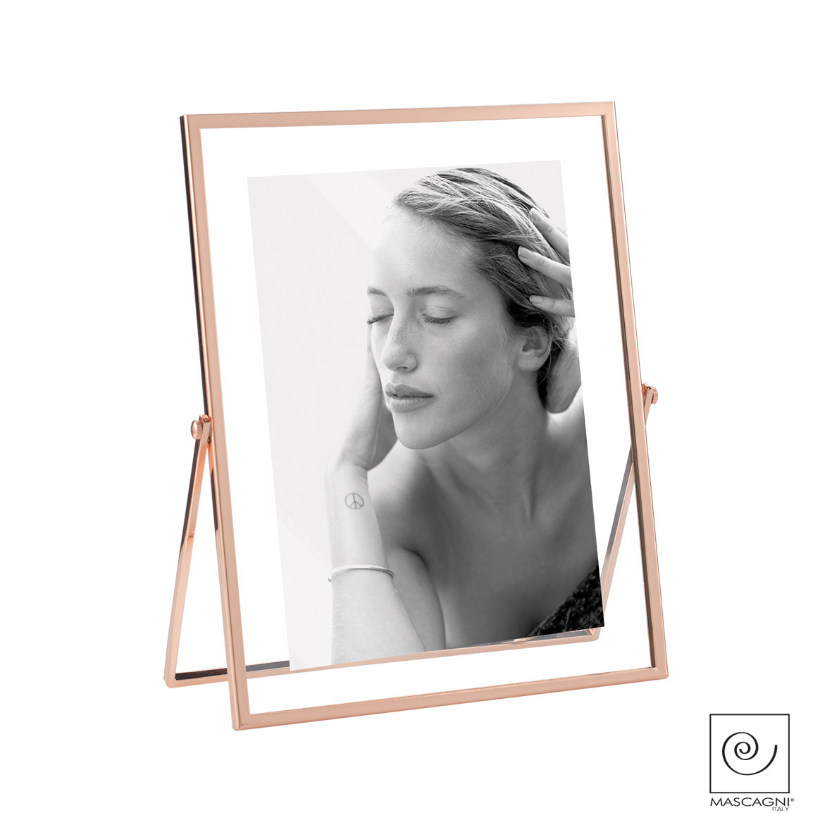 Art Mascagni A692 PHOTO FRAME 13X18 - COL.COPPER