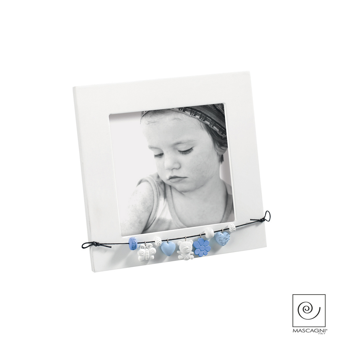 Art Mascagni A717 PHOTO FRAME 13X13 - COL.BLUE