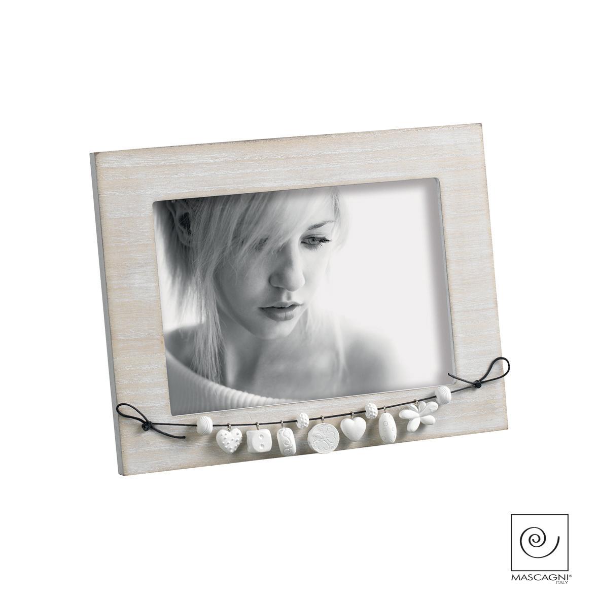 Art Mascagni A718 PHOTO FRAME 13X18 - COL. WHITE