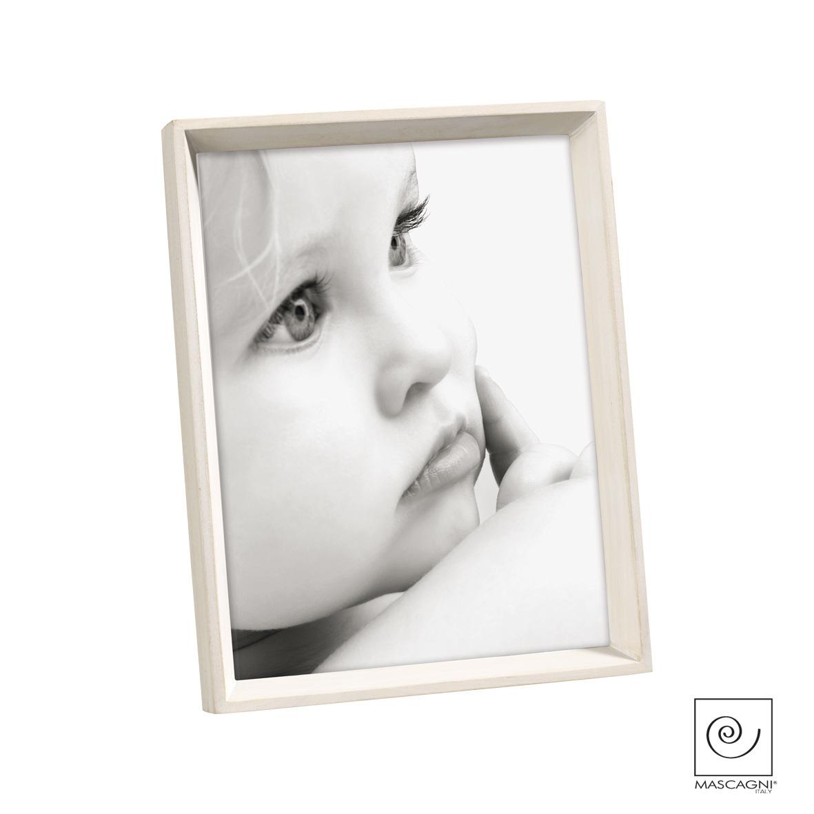 Art Mascagni A754 PHOTO FRAME 13X18 - COL. WHITE