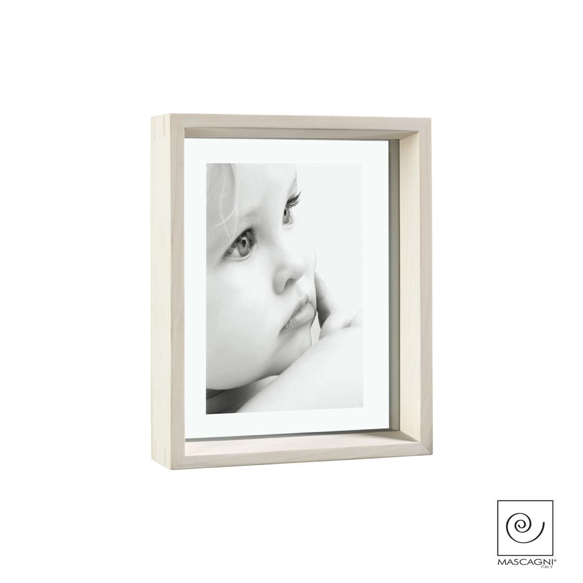 Art Mascagni A756 PHOTO FRAME 10X15 - COL. WHITE