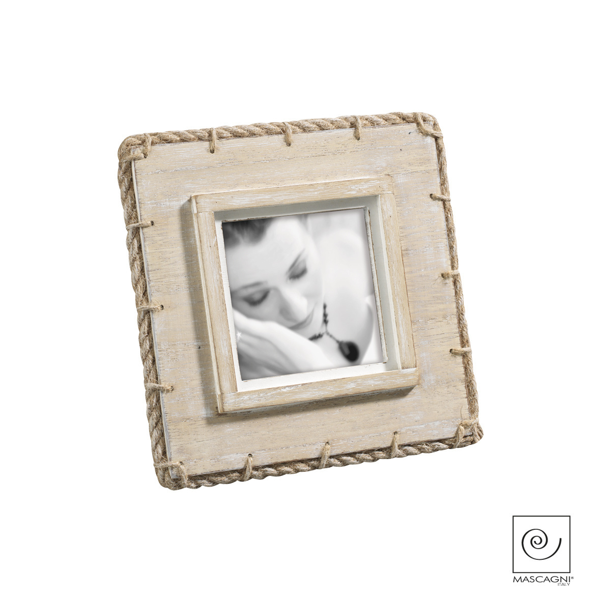 Art Mascagni A762 PHOTO FRAME 10X10 - COL. NATURAL