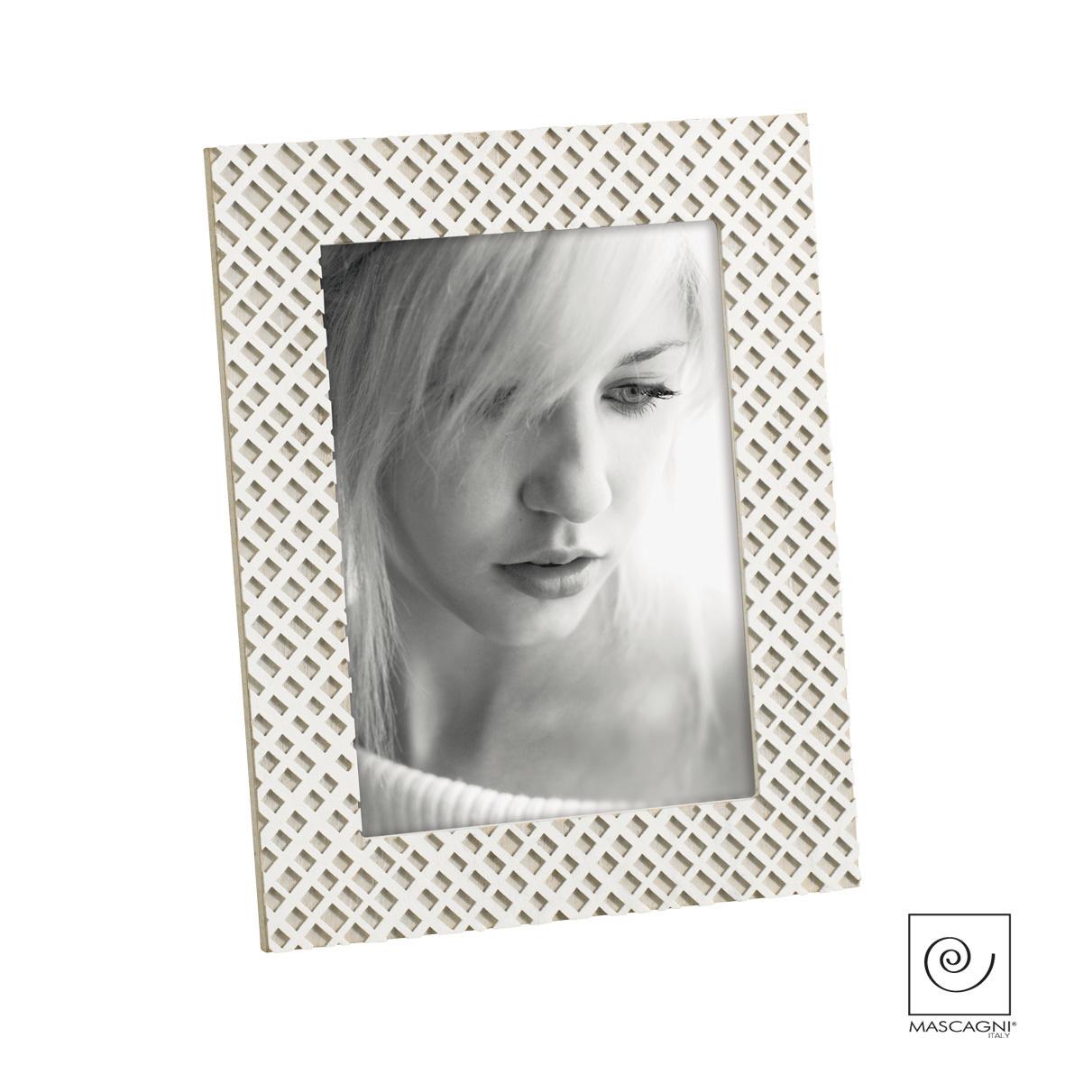 Art Mascagni A766B PHOTO FRAME 13X18 - COL. WHITE