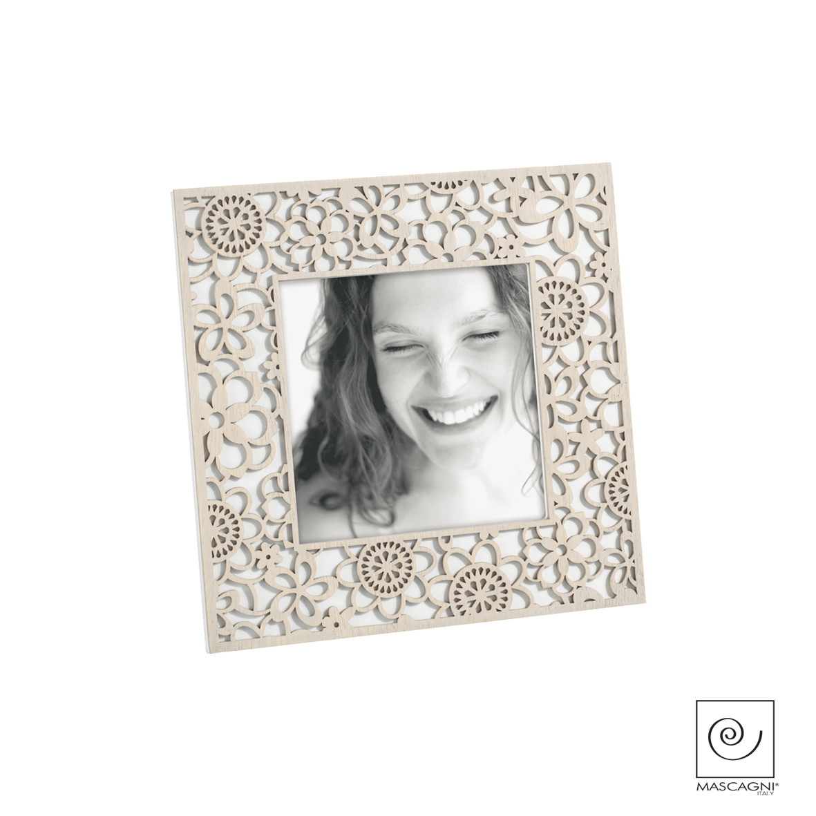 Art Mascagni A772 PHOTO FRAME 13X13 - COL. NATURAL