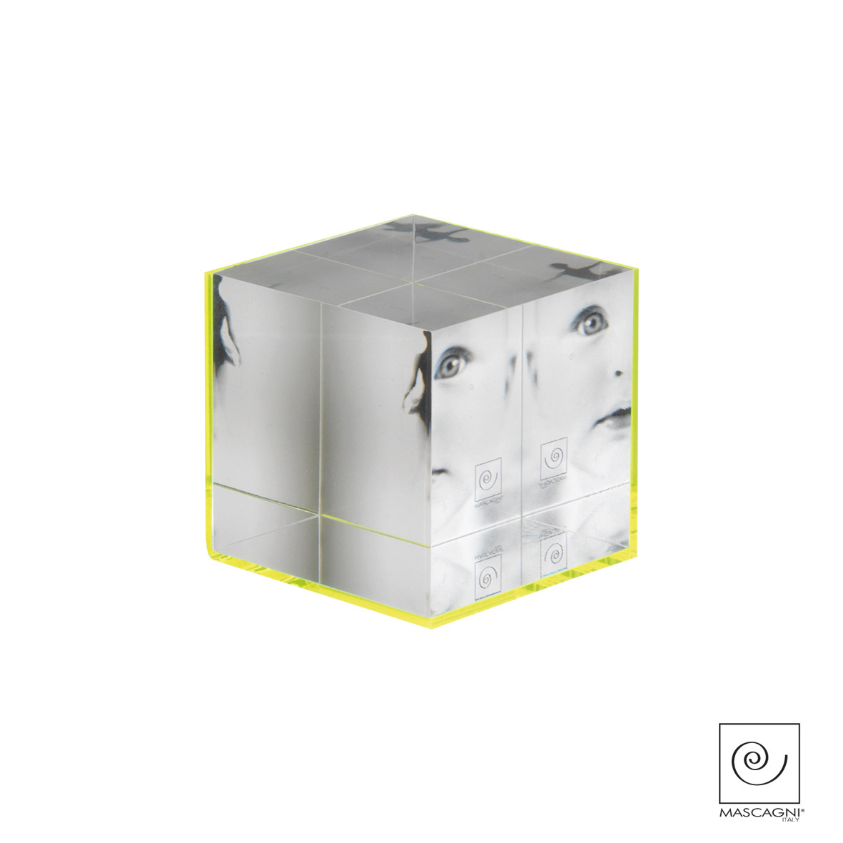Art Mascagni A850 CUBE - COL.GREEN