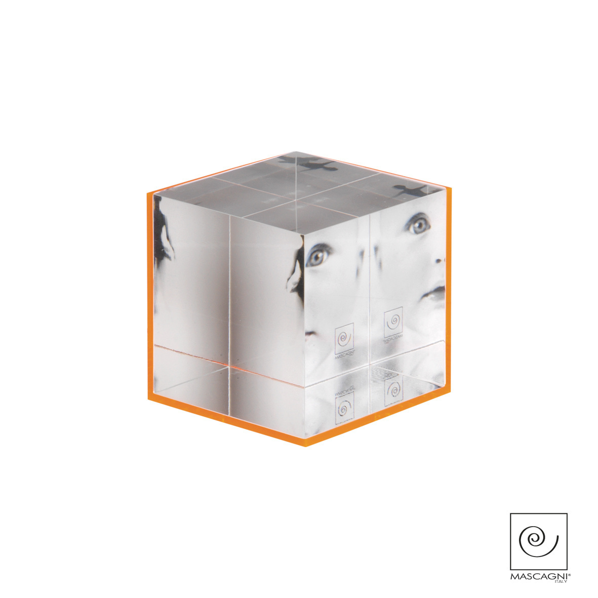 Art Mascagni A850 CUBE - COL.ORANGE