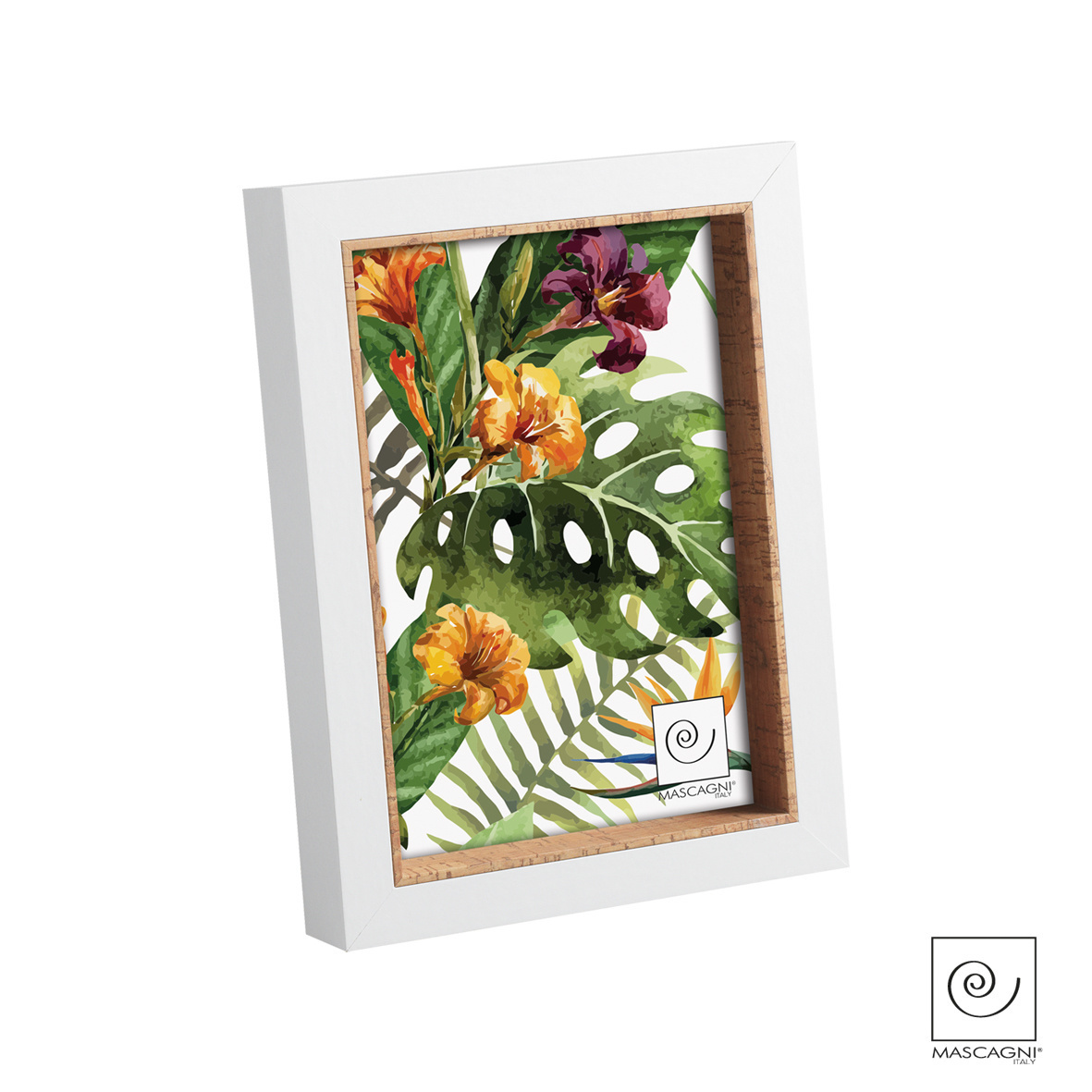 Art Mascagni A877 PHOTO FRAME 13X18 - COL.WHITE
