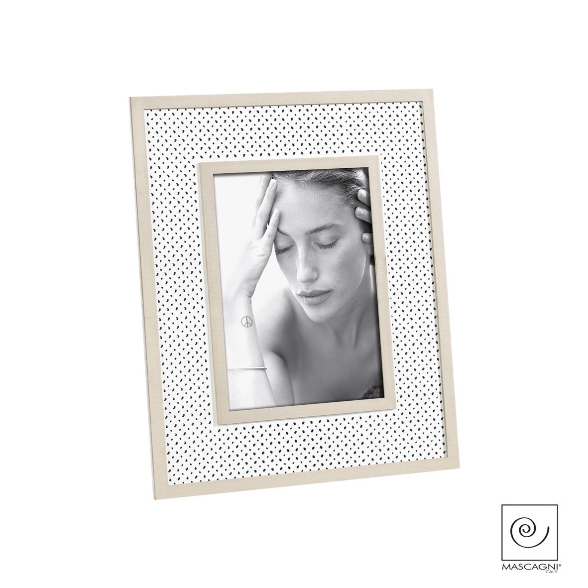 Art Mascagni A889 PHOTO FRAME 13X18 - COL.WHITE