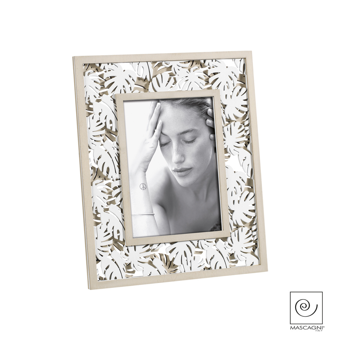 Art Mascagni A891 PHOTO FRAME 13X18 - COL.WHITE
