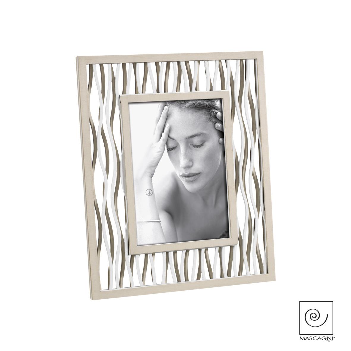 Art Mascagni A893 PHOTO FRAME 13X18 - COL.WHITE