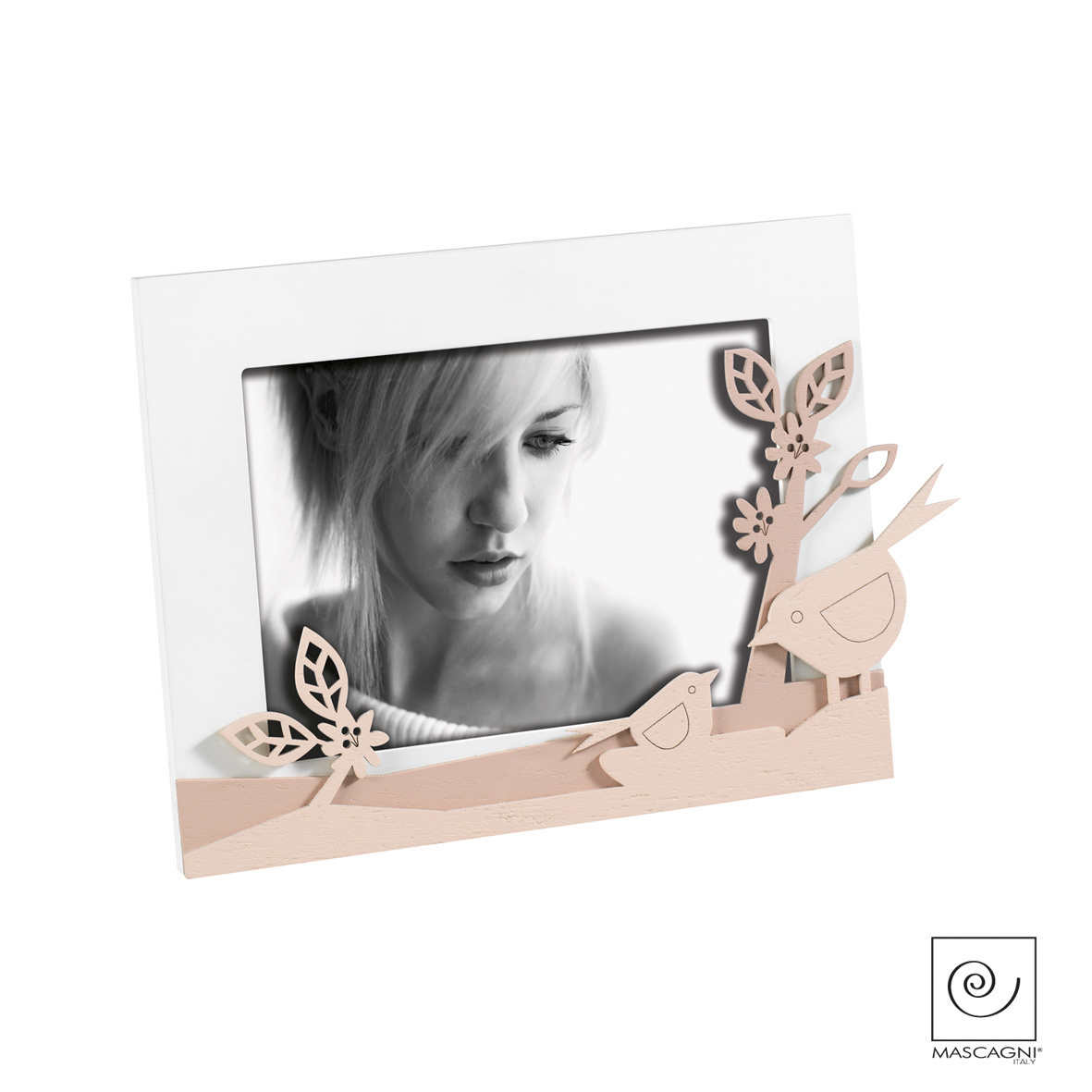 Art Mascagni A896 PHOTO FRAME 13X18 - COL.PINK