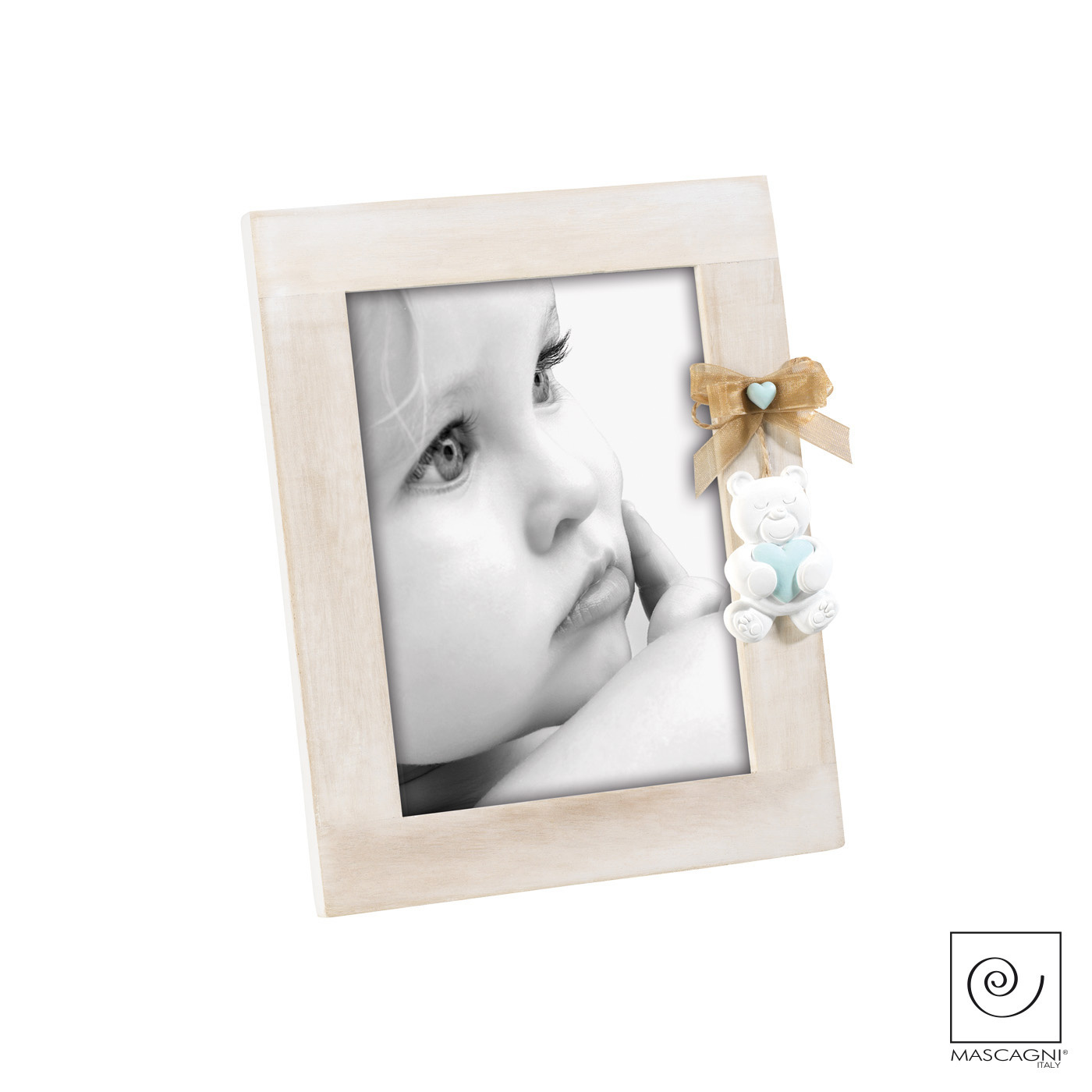 Art Mascagni A957 PHOTO FRAME 10X10 - COL.BLUE
