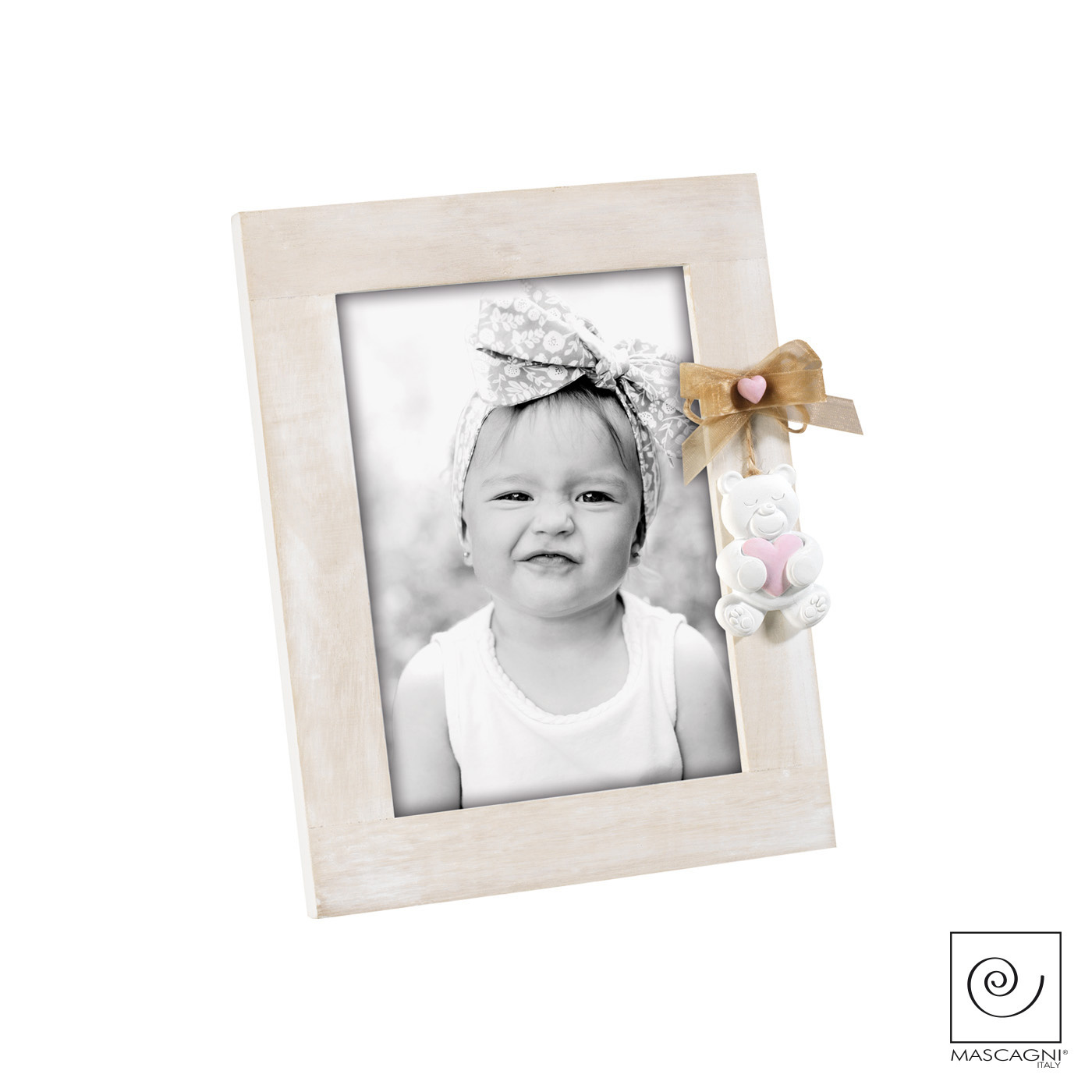 Art Mascagni A957 PHOTO FRAME 10X10 - COL.PINK