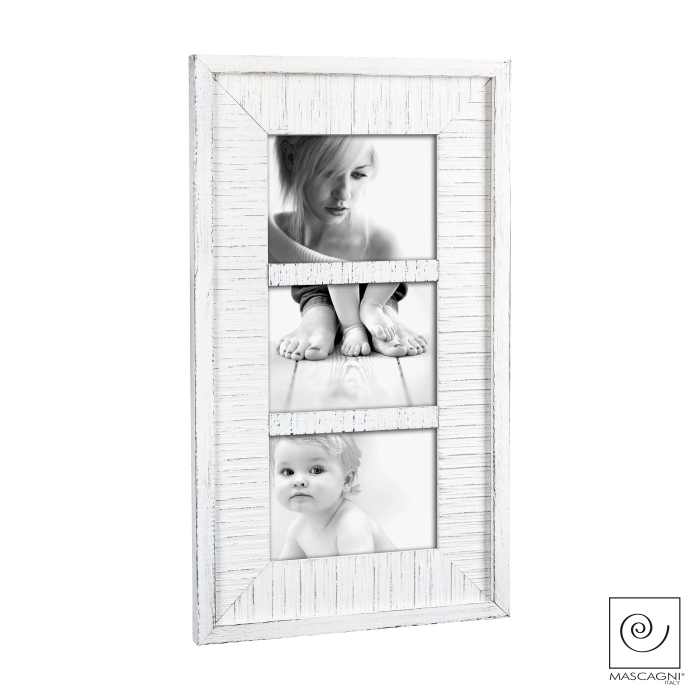 Art Mascagni A965 MULTIPLE FRAME - COL.WHITE