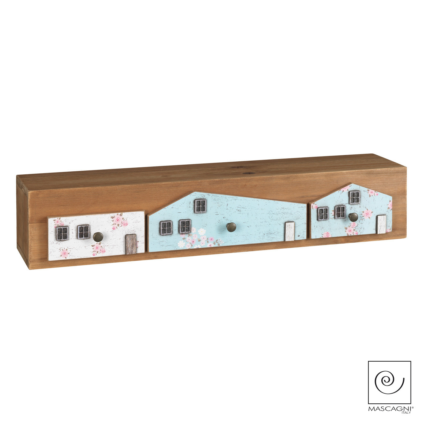 Art Mascagni A974 SHELF WITH 3 DRAWERS