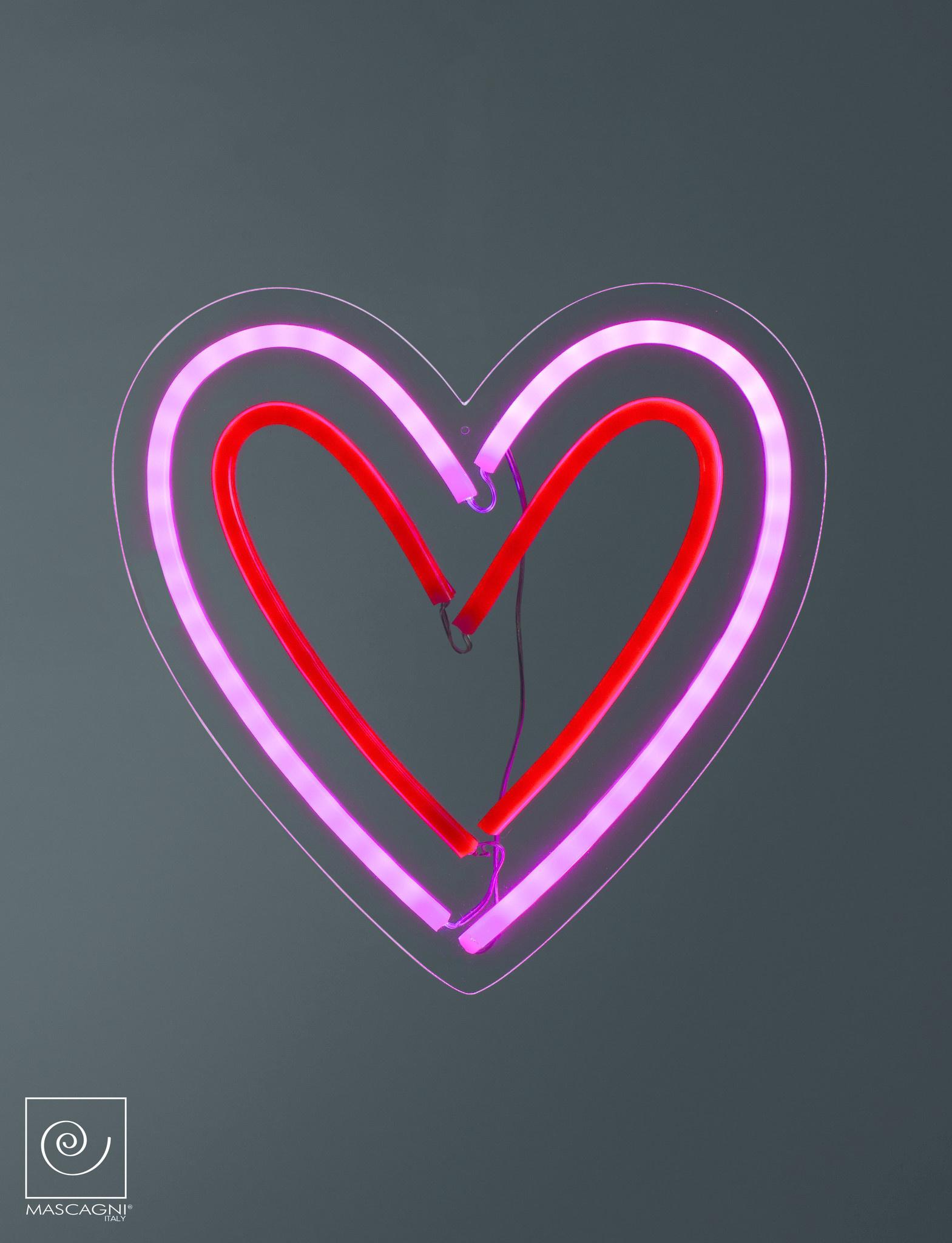 Art Mascagni HEART WALL LED DECORATION
