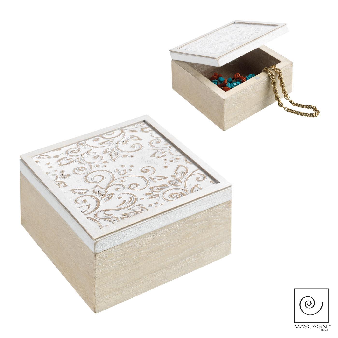 Art Mascagni JASMINE3 JEWEL BOX