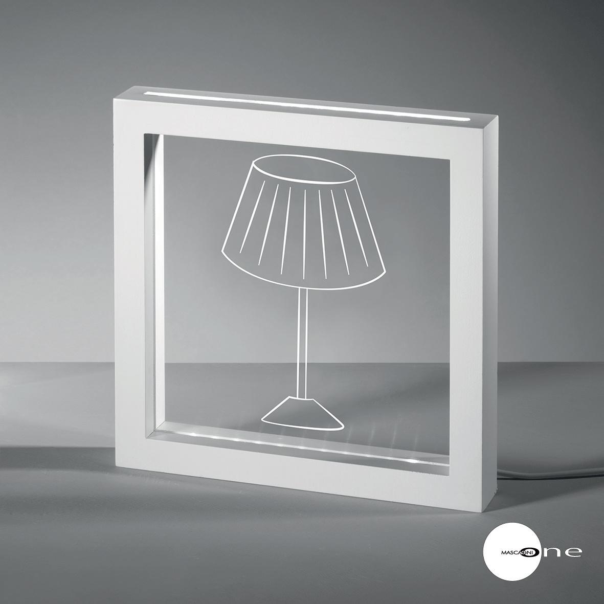 Art Mascagni LAMP PANEL LED 23X23