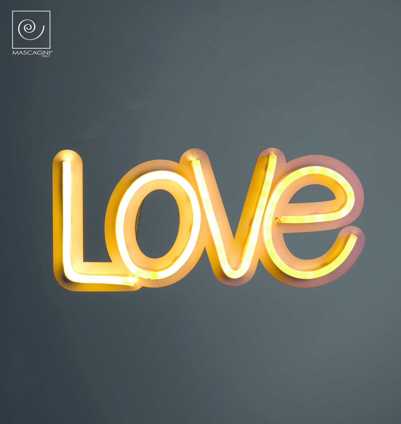 Art Mascagni LOVE WALL LED DECORATION