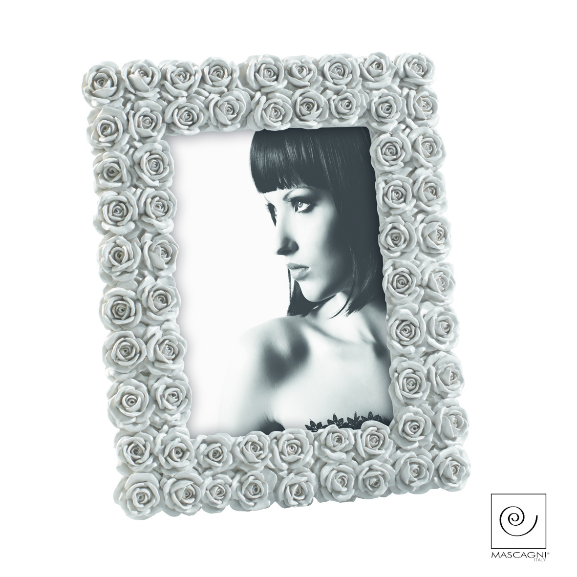 Art Mascagni M222 PHOTO FRAME 13X18 - COL.WHITE