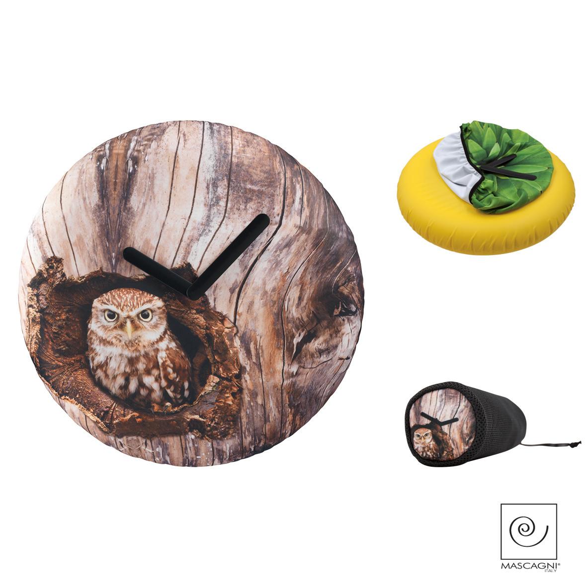 Art Mascagni M567 INFLATABLE CLOCK DIAM.50