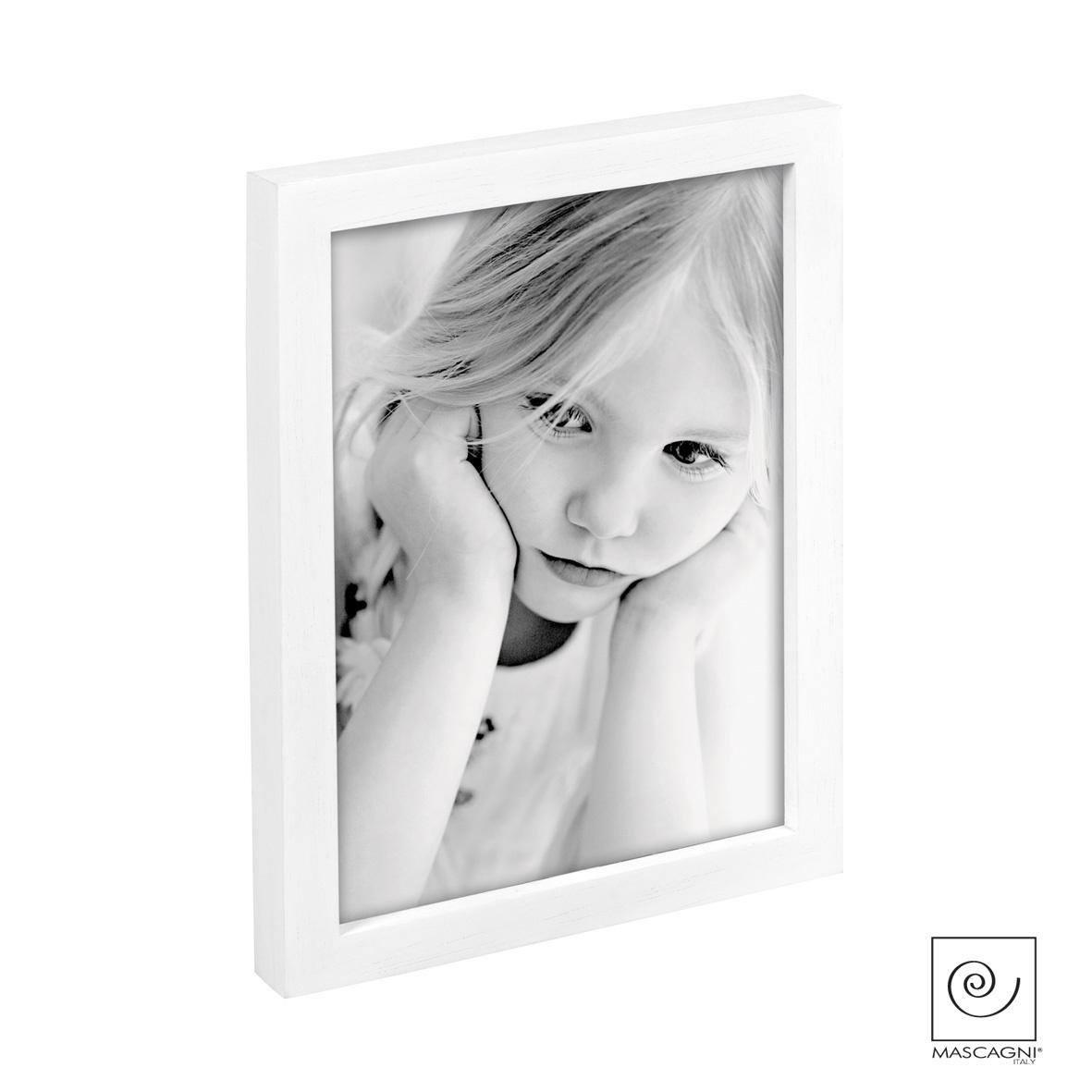 Art Mascagni M686 PHOTO FRAME 13X18 - COL.WHITE