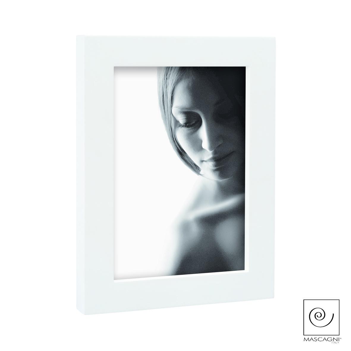 Art Mascagni M882 PHOTO FRAME 13X18 - COL.WHITE