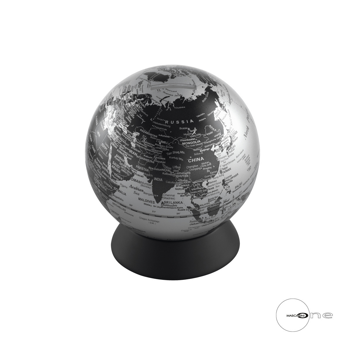 Art Mascagni O1354 GLOBE DIAM.13 - COL.BLACK
