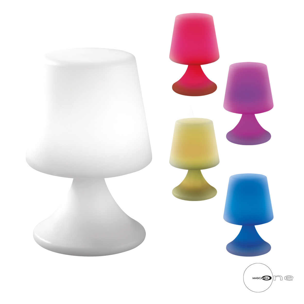 Art Mascagni O1393 RECHARGEABLE LED LAMP