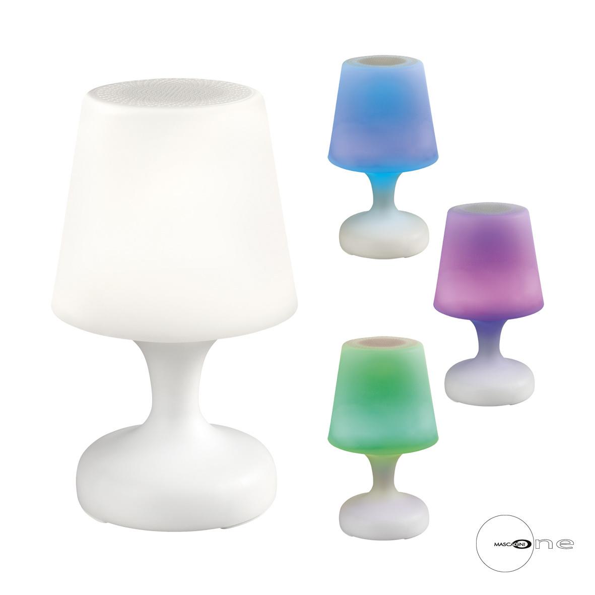 Art Mascagni O1395 LAMP WITH SPEAKER
