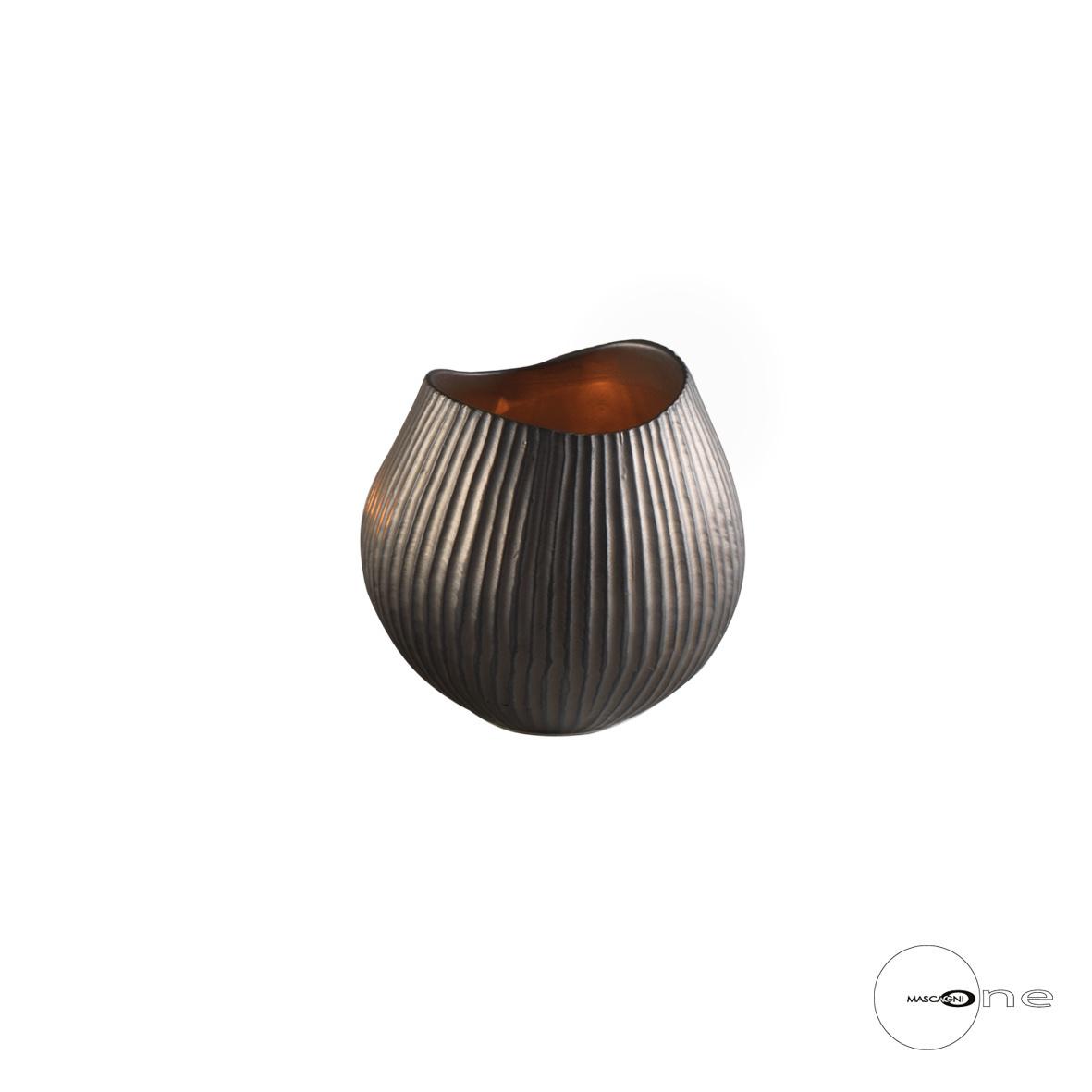 Art Mascagni O1416 CANDLE HOLDER - COL.BRONZE