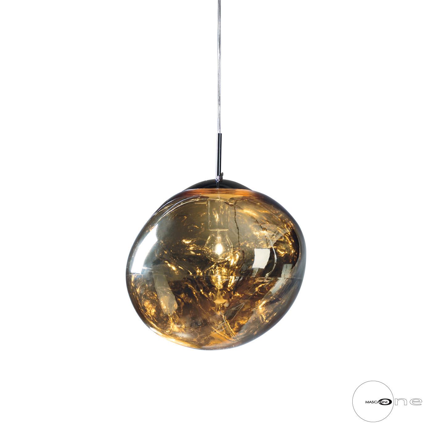 Art Mascagni O1490 CEILING LAMP DIAM.28 - COL.GOLD