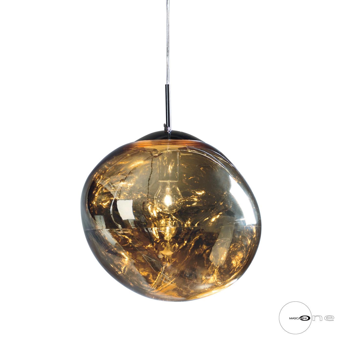 Art Mascagni O1491 CEILING LAMP DIAM.36 - COL.GOLD